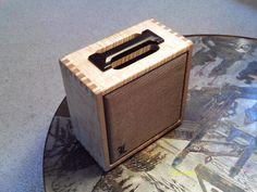 1X12 or 1X10 Custom Guitar Speaker Cabinet