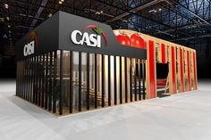 CASI   Exhibition Stand Designs by underline-concept.com