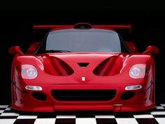 1996 Ferrari F50 GT #cars #coches #carros