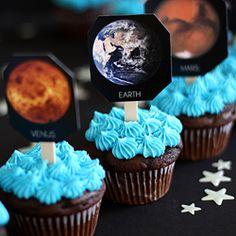 solar system birthday party theme ideas