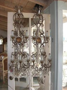 Dream sconces,,,I  need some more of these