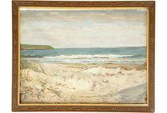 Margaret Kendall Oil Painting