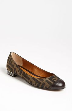 Fendi 'Crayons' Flat available at #Nordstrom