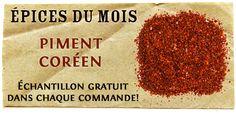Vous avez cherché vinaigre - Épices de Cru
