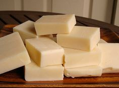 Coconut Oil Soap Recipe....and everything else