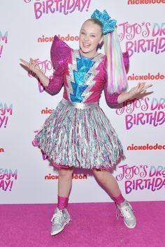 JoJo Siwa Photos - JoJo Siwa celebrates her Sweet 16 Birthday at W Hollywood on April 2019 in Hollywood, California. - JoJo Siwa Celebrates Her Sweet 16 Birthday Jojo Siwa Birthday, Sweet 16 Birthday, 16th Birthday, Jojo Siwa's Phone Number, Jojo Siwa Instagram, Jojo Siwa Hair, Jojo Siwa Outfits, Candy Theme Birthday Party, Outfits