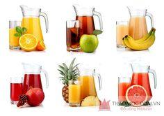 nước ép dinh dưỡng có lợi cho sức khỏe