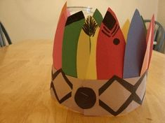 wild west craft for kids | Native American Crafts for Kids