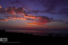 Clouds Sunset by Youne  beach clouds colors landscape of sky summer sunset Clouds Sunset Youne