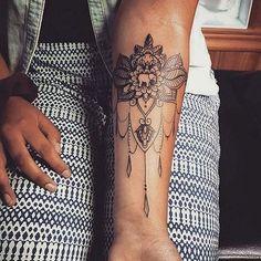 Beautiful lotus tattoo by @stevesavart! 😍❣️ - Follow @inkspiringtattoos !!