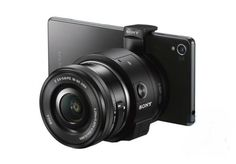 Sony's QX1 Turns Your Smartphone Into A DSLR
