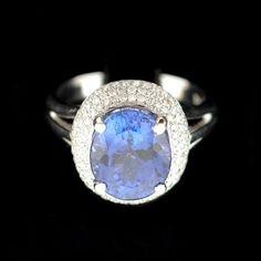 5.08ct Tanzanite Ring
