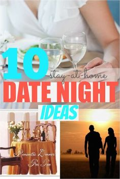 Stay-at-Home Date Night Ideas   eBay