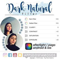Fica melhor em fotos claras / durante o dia. Você pode alterar a intensidade do filtro ou a saturação dependo das cores e da iluminação da foto ———————– ⋆ tags: [#adffiltros #adfafterlight] ———————– ❥ ativem as notificações! › canal: youtube.com/c/appsdosfamosos › page no fb: AppsDosFamosos › publi: appsdosfamosos@gmail.com