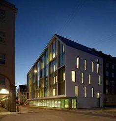 new building design in historical environment ile ilgili görsel sonucu