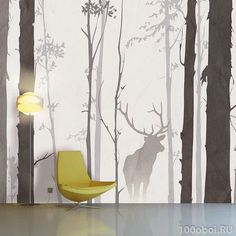 ideas for wall murals ideas drawings Diy Wand, Bg Design, Wall Design, Interior Walls, Interior Design Living Room, Wall Drawing, Upcycled Home Decor, Mural Wall Art, Wall Treatments