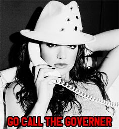 britney work bitch go call the governor