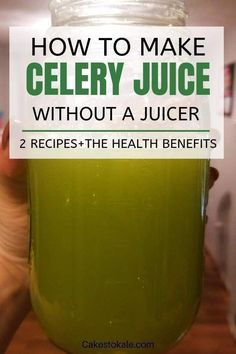 How To Make Celery Juice In A Blender. 2 celery juice recipes and all the health benefits of celery juice. 2 benefits of Best Nutrition Food, Nutrition Guide, Health And Nutrition, Health And Wellness, Nutrition Data, Health Diet, Beef Nutrition, Nutrition Websites, Wellness Clinic