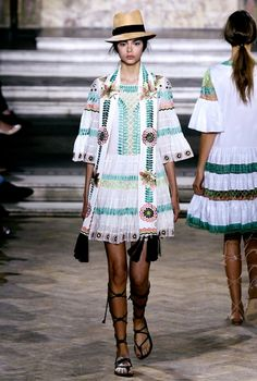 LFW SS16: Temperley London, Buro 24/7