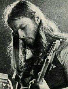 David Gilmour; Pink Floyd
