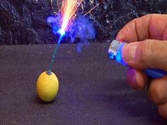 Here is the world's first BIC style laser lighter! Butane is outdated. Time to use blue burning lasers!Watch the video and then build your own!WARNING: This kind of...