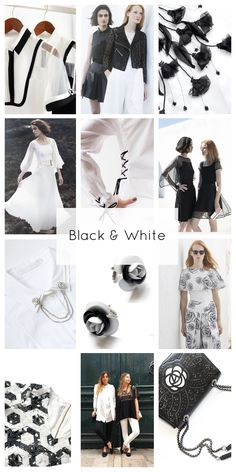 Anne Fontaine Black & White must have