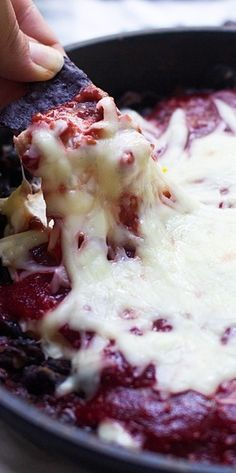 Chipotle Raspberry and Black Bean Dip - Cooking for Keeps