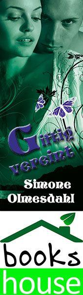 """Giftig vereint - Talent 4"" von Simone Olmesdahl ab April 2015 im bookshouse Verlag. www.bookshouse.de/banner/?07195940145D1F57111B0805575C4F163BC6"
