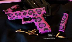 Must add to my pink gun collection