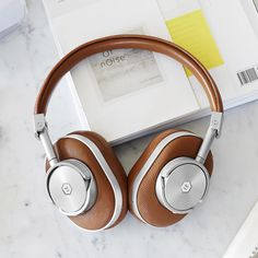 """In their review about our new MW60 Over Ear Wireless Headphones, Wired said """"there is no better wireless headphone."""""""