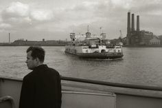 View from Woolwich Ferry 1970