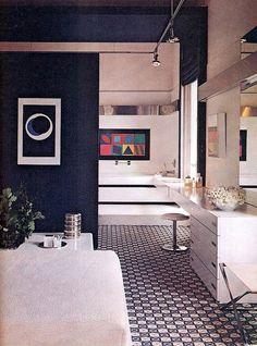 1976 NORMA SKURKA NEW YORK TIMES BOOK ON INTERIOR DESIGN by retro-space, via Flickr