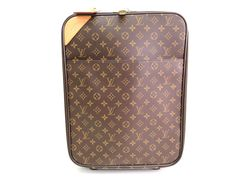 LOUIS #VUITTON Pegase 45 Suitcase Trunk Monogram M23293 (BF076634). Authenticity guaranteed, free shipping worldwide & 14 days return policy. Shop more #preloved brand items at #eLADY: http://global.elady.com