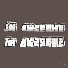 I'M AWESOME HIDDEN MESSAGE