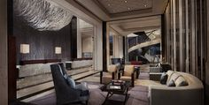Four Seasons Hotel Pudong, Shanghai We love hotels! Also see http://www.falkensteiner.com