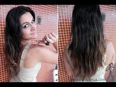 Passo-a-Passo corte de cabelo sozinha
