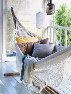 Weird Ways to Make Use of Your Apartment Balcony