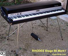 Fender Rhodes electric piano