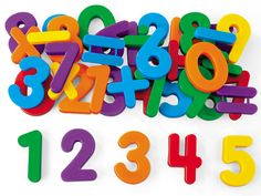 giant magnetic numbers