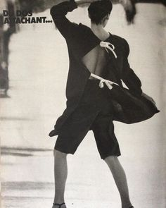 1980's Marie Claire clothing by Sonia Rykiel @sqchoi