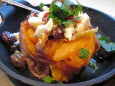 Blog - Mediterranean Sweet Potatoes