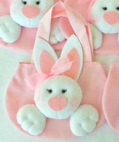 Dyi Crafts, Diy Craft Projects, Easter Crafts, Felt Crafts, Holiday Crafts, Sewing Projects, Crafts For Kids, Sewing Art, Sewing Crafts