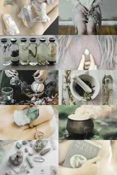 """White witch"" aesthetic"