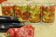 Patlıcanlı Biberli Ekşileme Tarifi