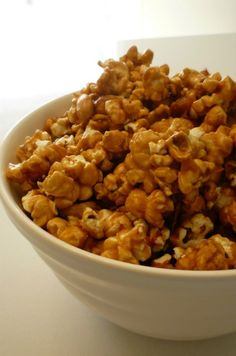 You can leave the nuts out completely or add a combination of whichever lightly toasted nuts you like. Non Dairy Desserts, Dessert Recipes, Yummy Snacks, Yummy Food, Food From Different Countries, Caramel Corn, Cooking With Kids, Finger Foods, Great Recipes