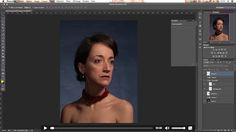 Retoucher un portrait comme Dan Winters avec Photoshop : deux méthodes pratiques