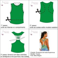 10 maneiras de customizar abadás/camisetas para o Carnaval