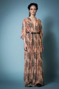 Pinklily pleated dress - Dresses - NIDODILEDA