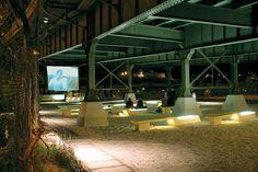 Pocket Park: LA DALLMAN / Urban Plaza / Media Garden