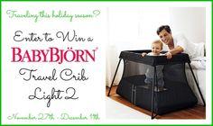 Free Travel crib